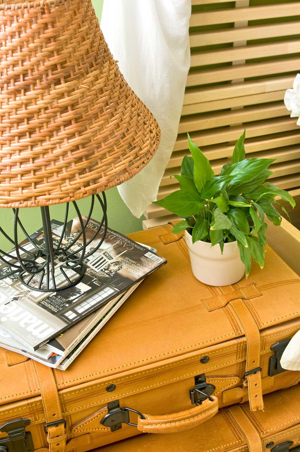 Camera da letto greenery - Rinnovare camera da letto ...