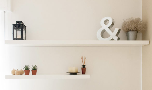 Cucina e soggiorno open space in 65 mq id architettura - Porte a basso costo ...
